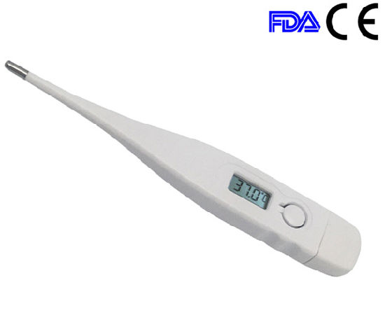 Digital Medical LCD Thermometer, for Children and Adults