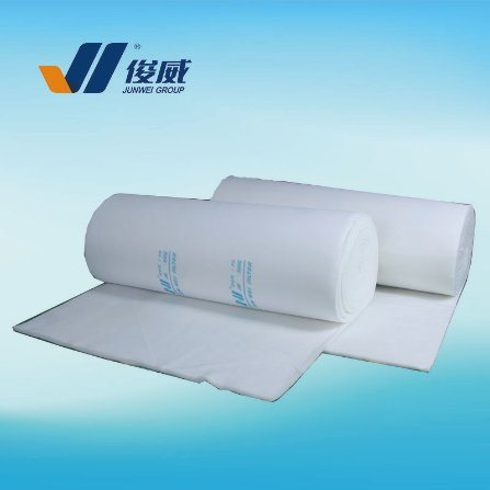 Synthetic Fiber High Quality Ceiling Filter/Roof Filter for Spray Paint Booth