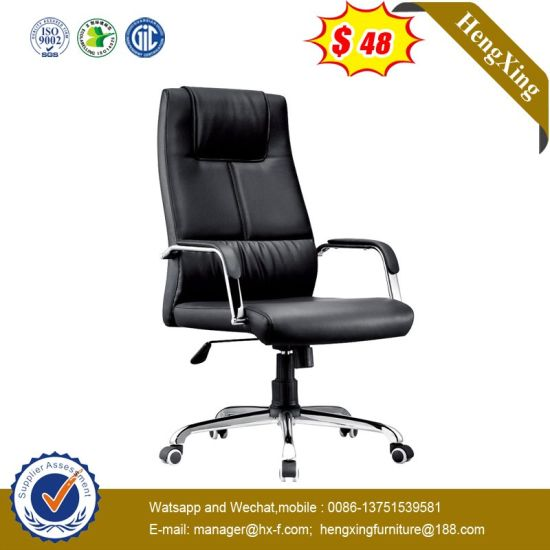 Modern Design Split Cow Leather Office Gaming Chair pictures & photos