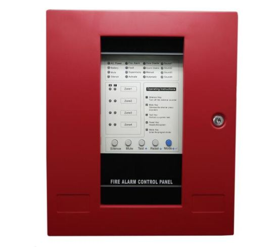 Fire Alarm System for Home Safety with Fire Conventional Fire Alarm Control Panel