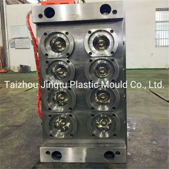 Mold for Wide-Mouth Bottle Embryo of Pet Plastic Cans