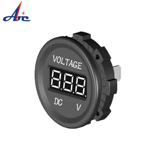 DC12V 24V Auto Car Boat Digital Voltmeter