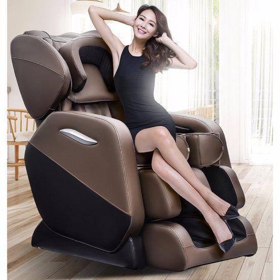 Electric Full Body Zero Gravity Home Shiatsu Cheap Massage Chair