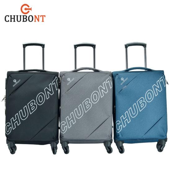 Chbuont New Fashion Waterproof Nylon Soft Travel Luggage Set