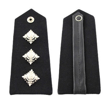 Officer Uniform Accessory Embroidery Shoulder Rank pictures & photos