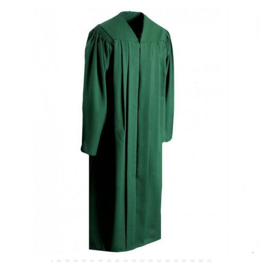 High School Graduation Gown Uniform