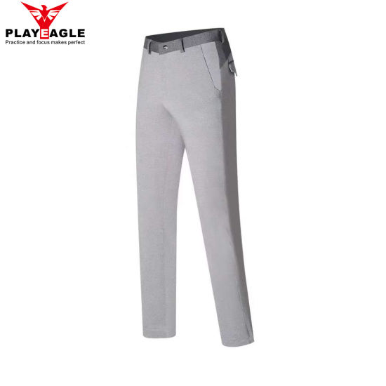 Wholesale Customize Logo Quick Dry Breathale Golf Men's Casual Trousers