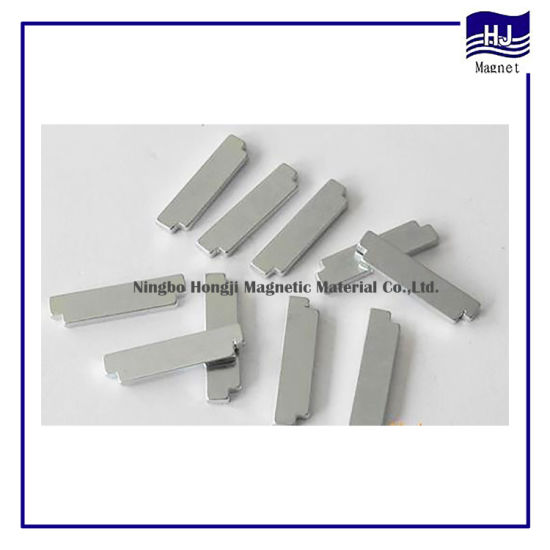 Special Trapezoidal Shape Neodymium Magnet NdFeB with Strong Power