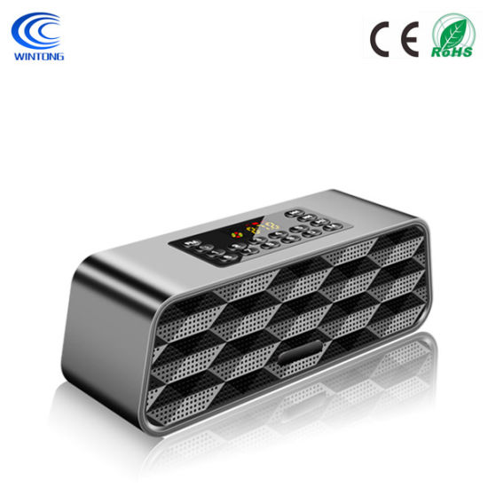2018 Factory New Good Quality Portable Wireless Bluetooth Speaker