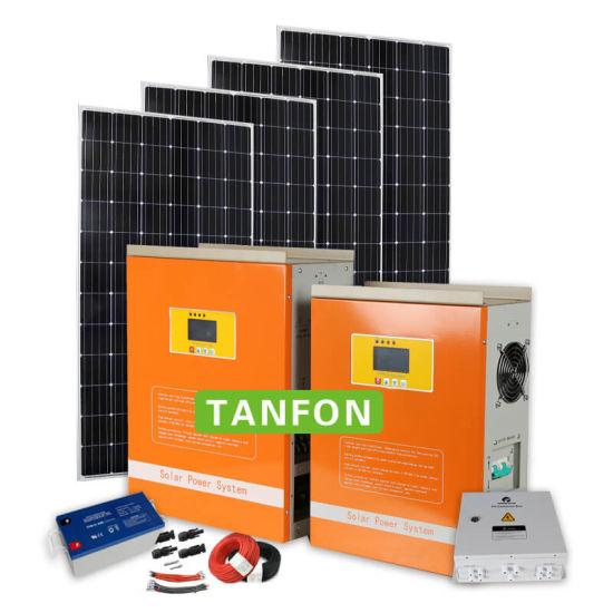 1kw 2kw 3kw 5kw Power Hybrid Controller Built-in Solar Inverter