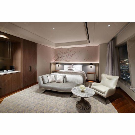 Simple Modern Sleeping Suite Furniture Bedroom Sets Hotel