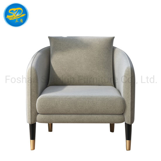 Factory Wholesale Home Living Room Bedroom Furniture Set Leisure Sofa
