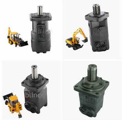 Omm/Omp/OMR /Omh/Omsy/Omt/Omv Type Hydraulic Motor pictures & photos