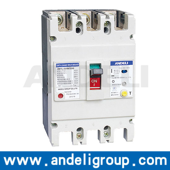 china 63a 100a 125a elcb 3 phase earth leakage circuit breaker am1l china am1l earth. Black Bedroom Furniture Sets. Home Design Ideas