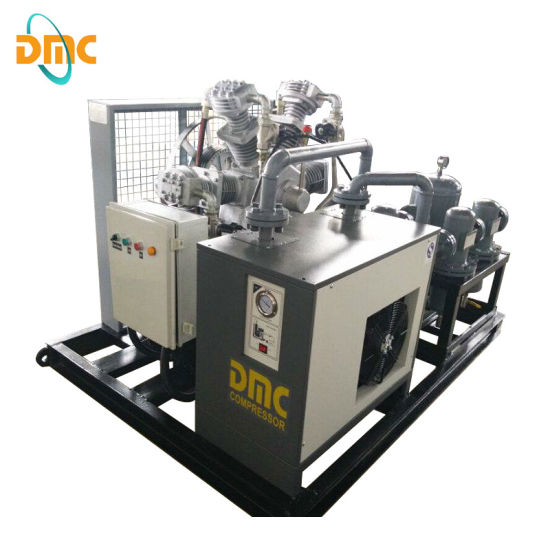 90kw Oil Free Screw Air Compressor pictures & photos