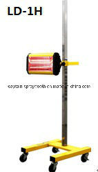 Paint Dryer for Car, Infrared Lamp for Spray Booth