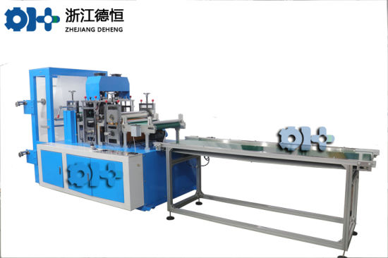 Custom Medical Disposable Non Woven Boot Shoe Cover Making Machine