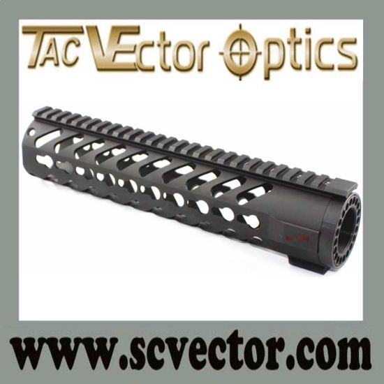 China Tac Vector Optics Rifle Style 10 Inch Keymod Rail Mount Free