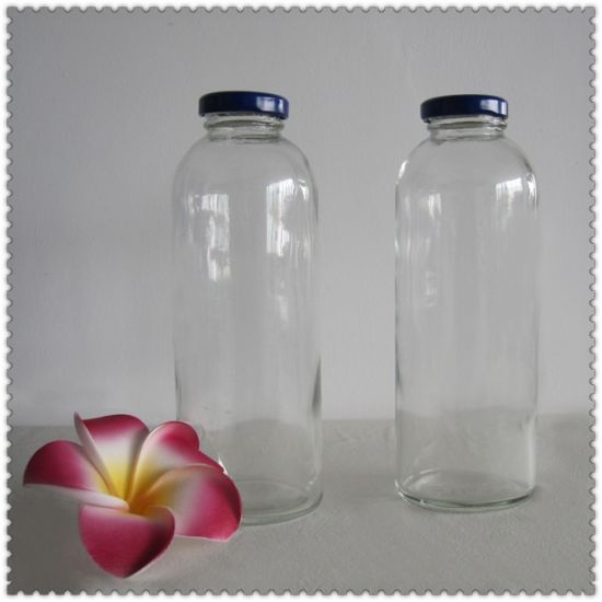 Glass Water Bottle Vista Packing Company