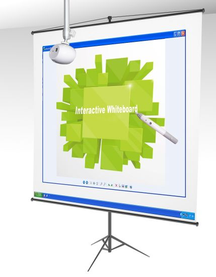 Rj20-RF  Wireless Interactive Whiteboard pictures & photos