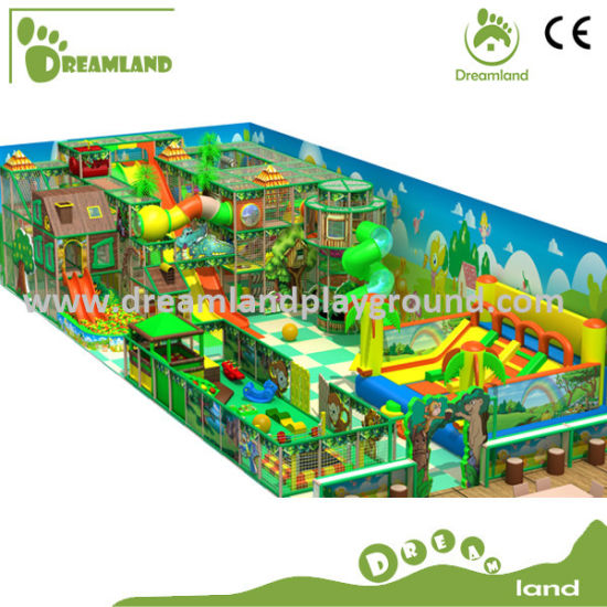 Customized Children Commercial Indoor Playground Equipment pictures & photos
