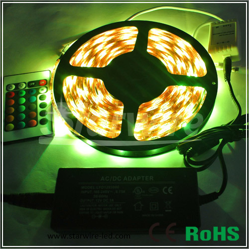 Widely Choice 24V LED Strip Light 5050 with CE&RoHS pictures & photos