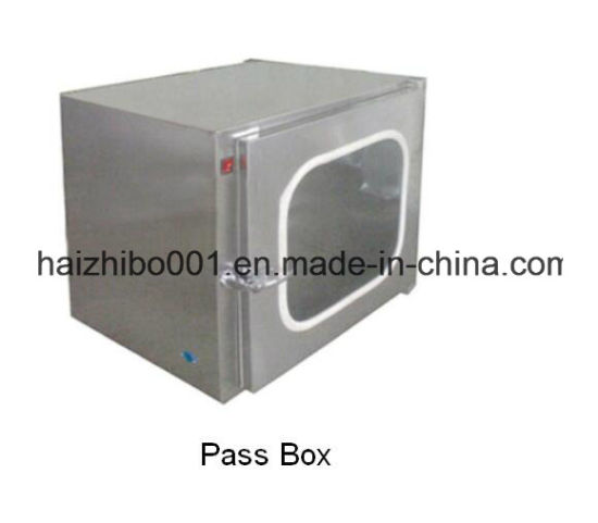 Professional Laboratory Clean Room Pass Box (PB-02) pictures & photos