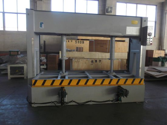 Hydraulic Cold Press with Automatic Feeding Device for Making Doors