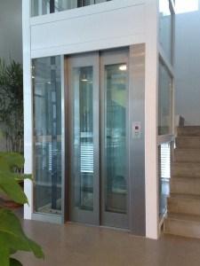 FUJI Glass Elevator Lift for Home Use