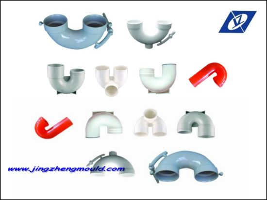 180 Degree Bend Mould for PVC Pipe Fitting Mold
