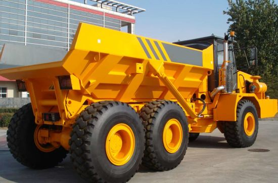 A300d Articulated Dump Truck pictures & photos