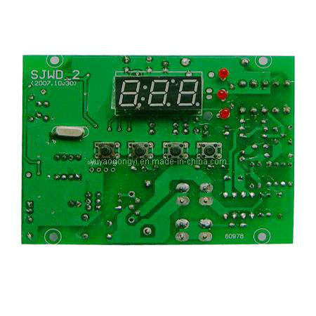 Temperature and Time Control Meter (SJWD-02) for Industry