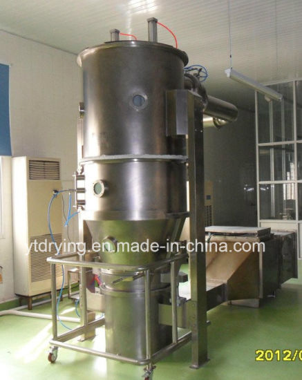 Fluidized Bed Drying Granulator pictures & photos