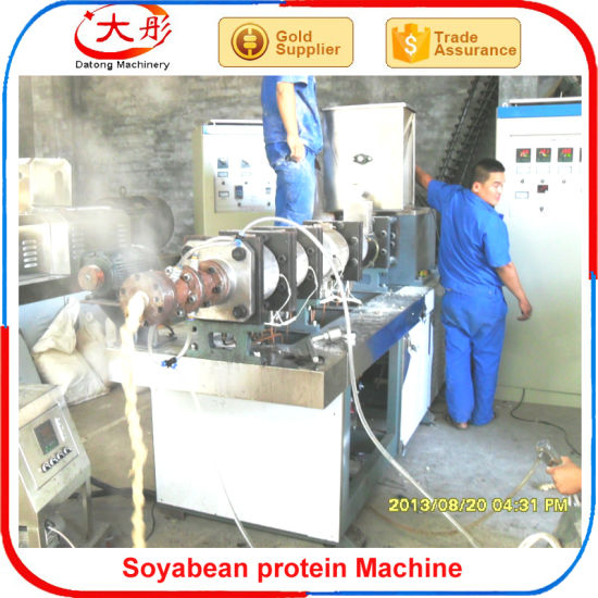 Tvp Tsp Soya Nuggets Food Machinery pictures & photos