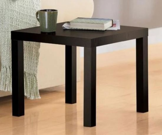 Home Furniture Clic Design Powder Coated Pine Wood End Table Goods Coffee For Living Room