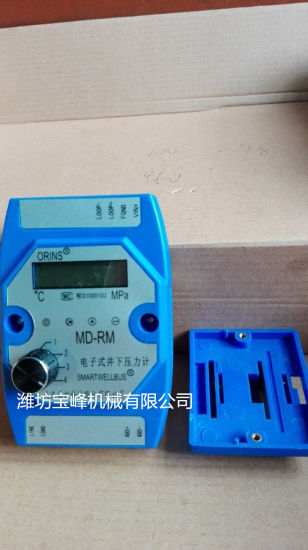 Oil Field Cbm Specialized Downhole Pressure Gauge pictures & photos