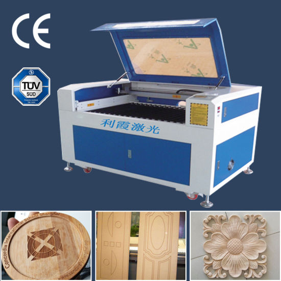 20W/30W/50W/80W/100W Fiber/CO2/UV/Green Laser Cutting and Engraving Machine Metal Nonmetal pictures & photos