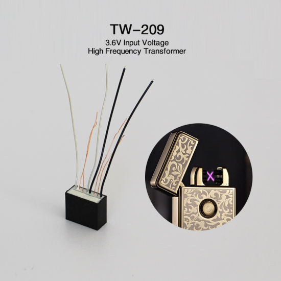3.6V Input Voltage High Frequency Electronic Lighter Transformer pictures & photos