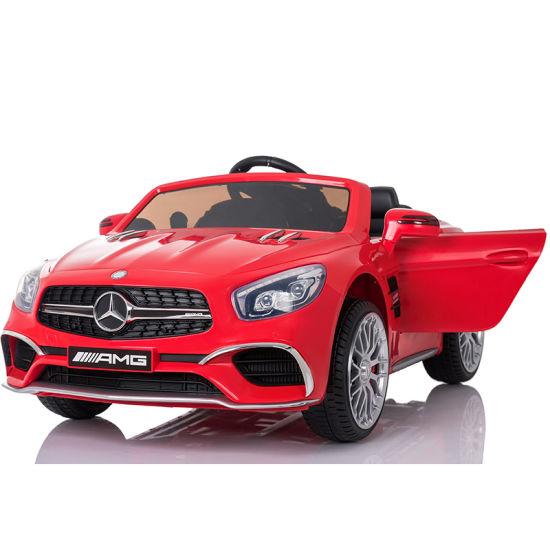 Licence Mercedes Benz SL65 Ride on Car