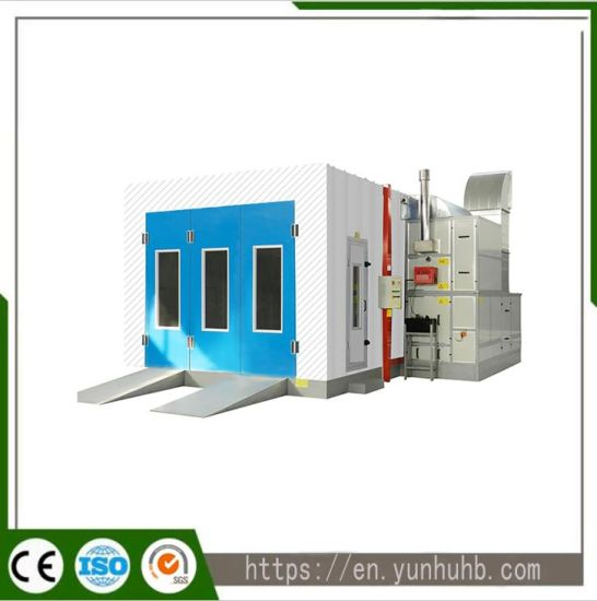 New Model Environmental Friendly Durable Paint Booth for Car Repair and Service