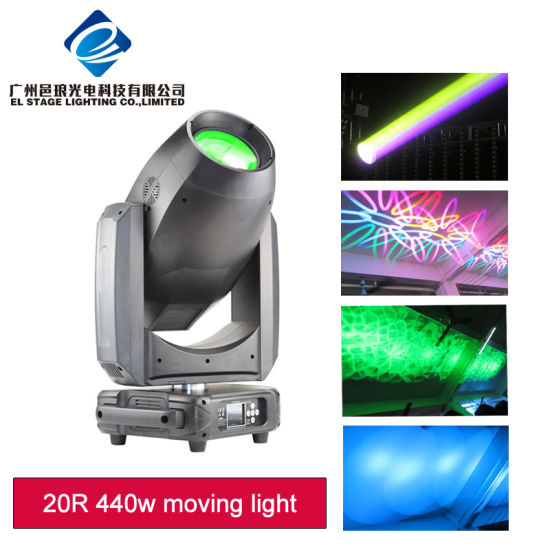 20r 440W Beam Spot Wash 3in1 Moving Head Sharpy Light Clay Paky Light with Cmy and CTO
