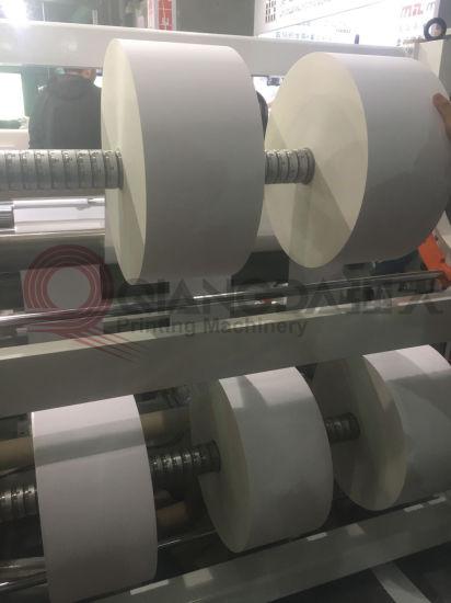 1300 mm Adhesive Paper Slit Machine Price