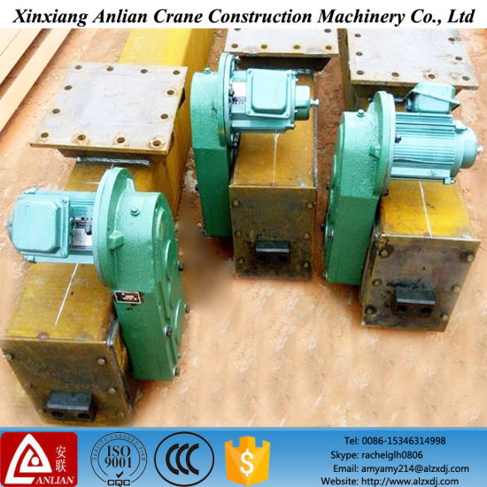 Gear Motor Zq Series Crane Helical Gearbox pictures & photos
