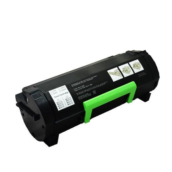 Hot Selling Premium Ms417 Compatible Toner Cartridge for Lexmark Ms/Mx310/312/315/317/410/415/417/510/610/611
