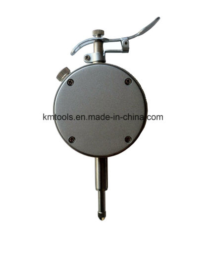 Mechanical Inch Dial Indicator with Lifting Lever on The Left pictures & photos