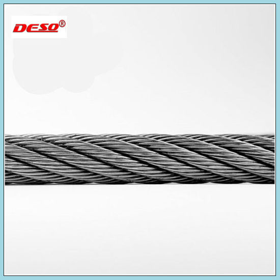 6*19 Seale Iwrc Stainless Steel Wire Rope Cable pictures & photos
