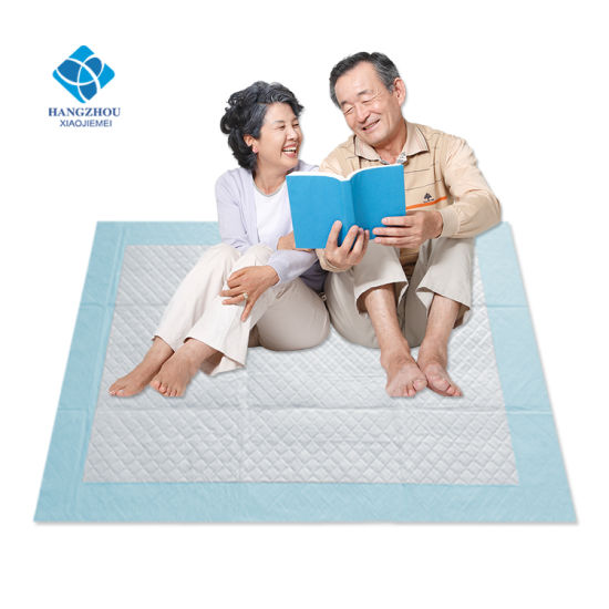 90*60cm High Absorption Comfort Disposable Adult Incontinence Bed Changing Pads pictures & photos