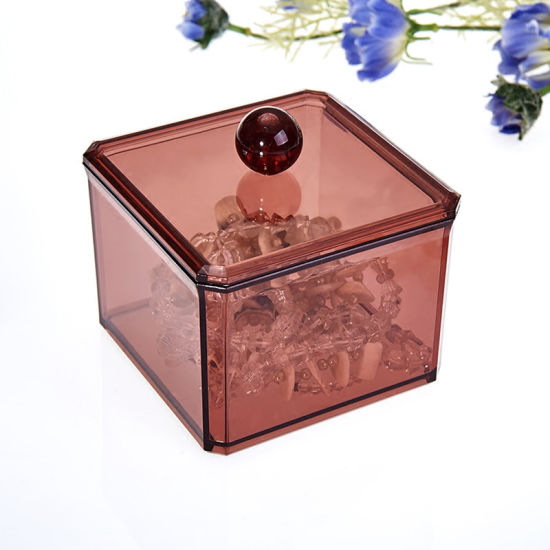 China Stackable Acrylic Plastic Organizer Box for Makeup Jewelry