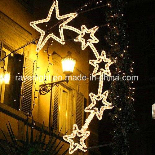 Led Rope Light Christmas Decoration