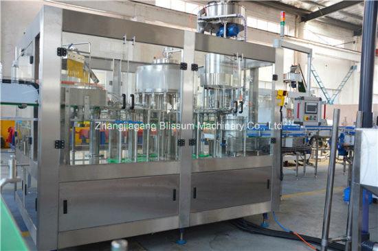 Automatic Drinking Water Bottle Filling Machine